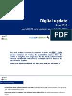 Digital update - June 2016
