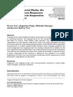tweet analysis paper