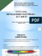 Tutoriales-Pizarra ELT-268 Magnitudes Fotometricas y Leyes de Luminotecnia.pptx