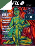 Al Filo, revista del mundo del trabajo, Nov Dic 2010