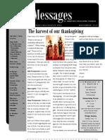 St. Martin's Episcopal Church November Newsletter