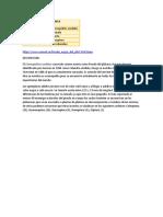 CLASIFICACION TAXONOMICA DEL PICUDO DEL PLATANO