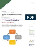1.1- Qué es la Administración de empresas_ Definición, concepto, según algunos autores y tipos.pdf