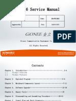 Plume P6 Pro-PGN518 Service Manual