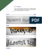 20 Top Font