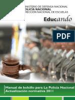 Manual de bolsillo para La Policía Nacional  Actualización n.pdf