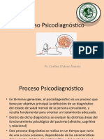 2. Proceso Psicodiagnóstico