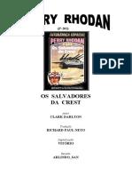 P-202 - Os Salvadores da Crest - Clark Darlton