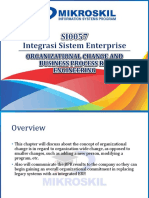 Chapter 7 Organizational Change and Business Process Re-Engineering