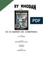 P-205 - Os Guardiães de Andrômeda - H. G. Ewers