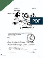 MSFC Skylab Instrumentation and Communication System Mission Evaluation