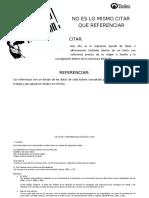 CITACIÓN Y REFERENCIACIÓN ESTILO APA