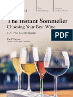 (the Great Courses) Paul Wagner - The Instant Sommelier_ Choosing Your Best Wine. 9033-The Teaching Company (2019-11)