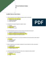Examen de urología