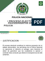 PROCEDIMIENTOS DE POLICIA