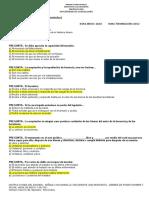EXAMEN SUCESORIO COVID PRIMER PARCIAL --