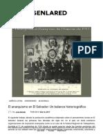 El anarquismo en El Salvador_ Un balance historiográfico – Kaos en la red