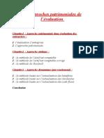 plan de l'evaluation de l'entreprise.docx