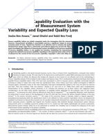 1_Process True Capability With Measurement System Variability