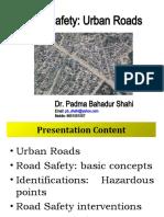 Urban Road Safety_Karnali