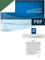 WP10 12 CNG Operation and Maintenance Manual and Service Manual