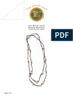 60043 Beaded Necklace