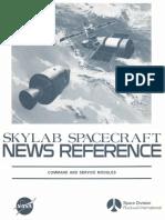 Skylab CSM News Reference