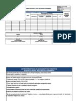 E-SGI-A-F006 FORMATO REGISTRO DE RESPEL GESTIONADOS EXTERNAMENTE