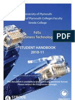 FdSc E-Business Technologies 2010-11 - Student Handbook.pdf