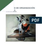 Organizacion laboral trabajo