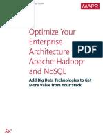 MapR_OptimizeEnterpriseArchit_Hadoop_and_NoSQL