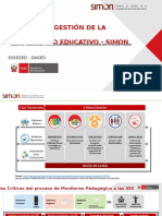 PPT SIMON-Implementacion DRE-UGEL V22