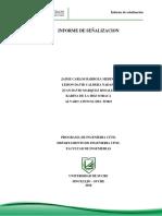 INFORME DE SEÑALIZACION VIAS II.pdf