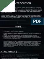HTML-introdution