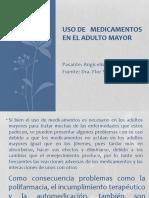 USO DE MEDICAMENTOS EN LA VEJEZ.pptx