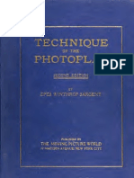 Technique of the Photoplay