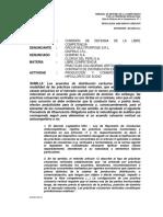 Group v. Quimpac y Clorox - Resolución SC1 (1).pdf