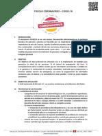 PROTOCOLO CORONAVIRUS - MCORP SAC