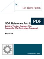 Web Methods - SOA Reference Architecture