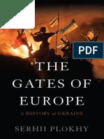 The Gates of Europe , A History of Ukraine - Serhii Plokhy.epub