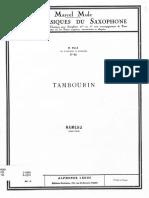Tambourin - Rameau - Alto Saxophone (1).pdf