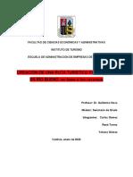 Tadeo Wiesent - Informe No 2