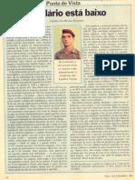 Bolsonaro (1986) - O Salário Está Baixo