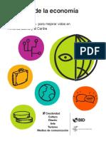 El Futuro de La Economía Naranja Fórmulas Creativas Para Mejorar Vidas en América Latina y El Caribe