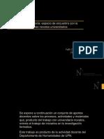 June2014_Metodologia Universitaria cachimbos
