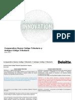 Comparativo Nuevo Codigo Tributrio y Antiguo Codigo Tributario.pdf