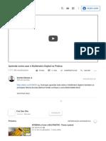 Aprenda como usar o Multímetro Digital na Prática - YouTube