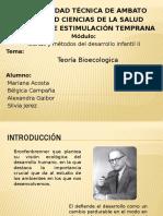 DIAPO TEORIA ECOLOGICA.pptx