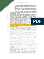 catalogo de tesis sobre HISTORIA Y LITERATURA