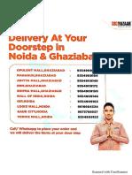 big Baza - doorstep delivery